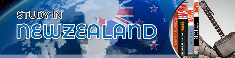 Newzealand Banner
