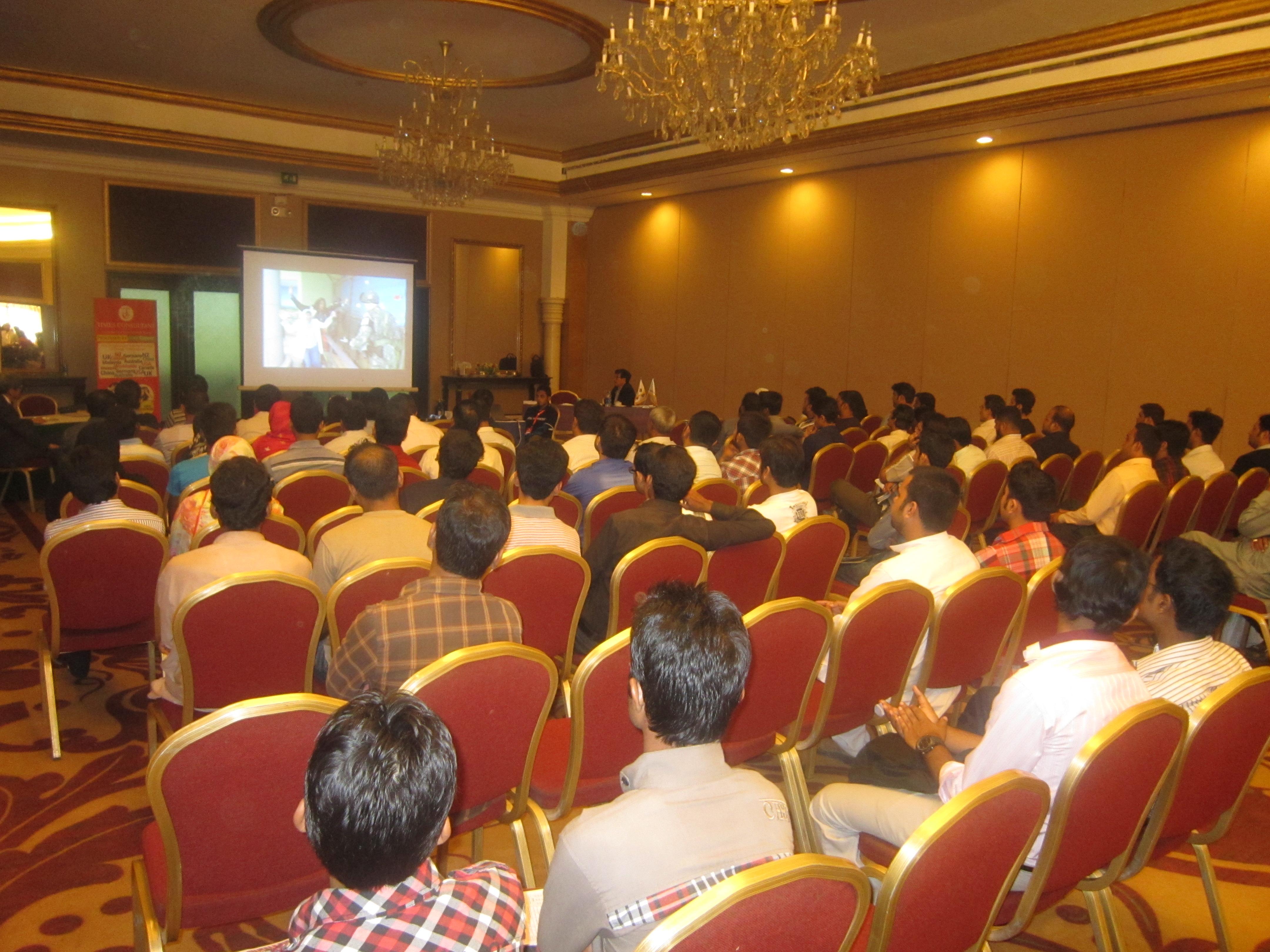 SIEC Event Karachi